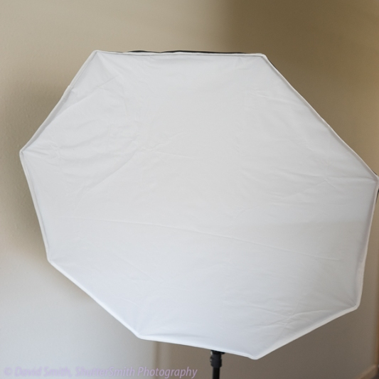 softbox - front view